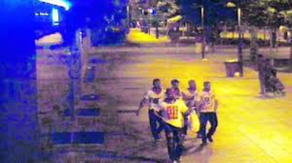 Detenido un miembro de 'La Manada' por robo y agresión