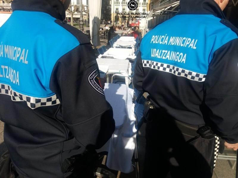 Lesionados tres agentes de Policía Municipal al intervenir en una pelea entre dos grupos de MENAS
