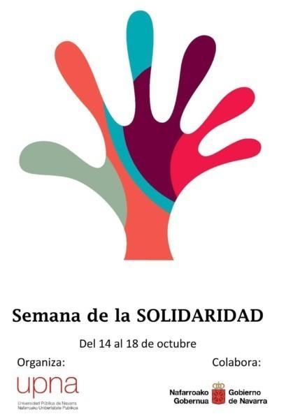 La Upna Celebra Del 14 Al 18 De Octubre La Semana De La Solidaridad