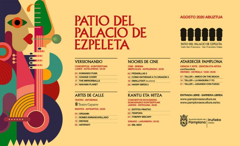 cartel palacio Ezpleta
