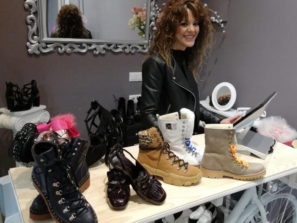Comprar zapato de mujer en Pamplona